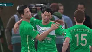 PES College Soccer 2017