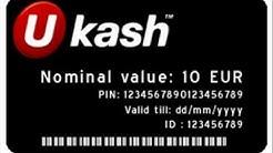 Depósitos en casinos online con Ukash