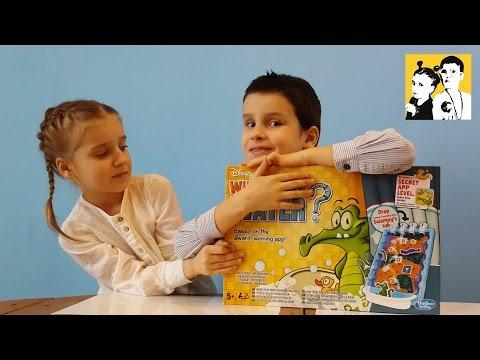 Крокодильчик свомпи игра как мультик для детей от Фаника 6
