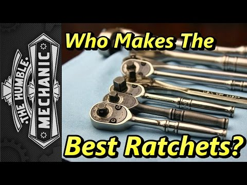 Who Makes The Best Ratchet