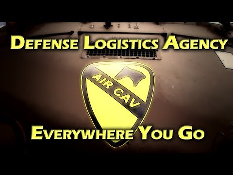 Defense Logistics Agency Everywhere You Go: 1st Air Cavalry (Open Caption)