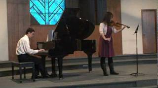 Somewhere in Time (Piano & Violin Duet)