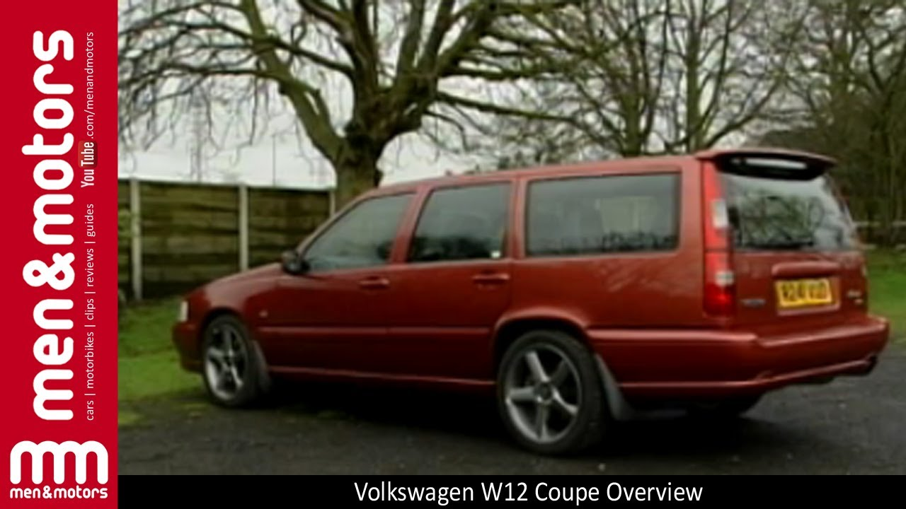 1998 Volvo V70-R Review - YouTube
