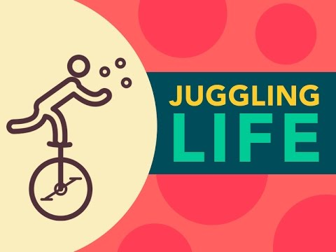 Juggling Life - Overcoming Stress