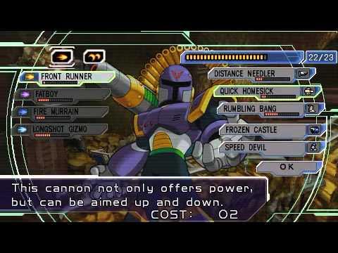 Mega Man Maverick Hunter X (Vile, Hard Mode)