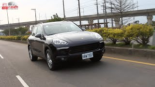 [CARVIDEO 汽車視界 HD影片] 國內新車試駕-Porsche Cayenne S Diesel