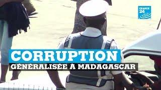 Madagascar, corruption généralisée