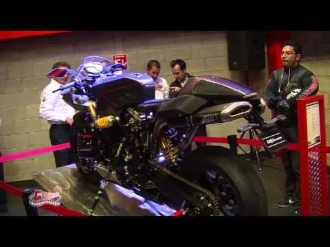 DLG Moto Art presenta las nuevas Vyrus (Contenido Web)