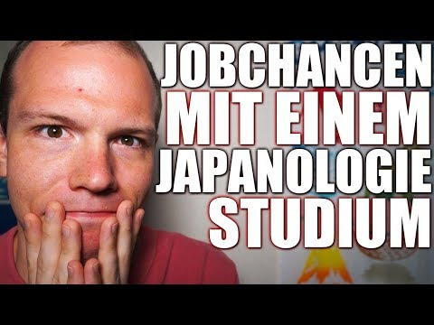 Bekommt Man Einen Job Mit Einem Japanologie Studium?