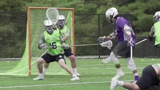 Tehoka Nanticoke Career Lacrosse Highlights