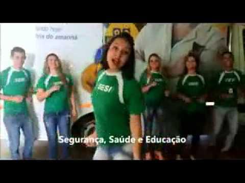 Sesi Unidade Juína MT - Brasil