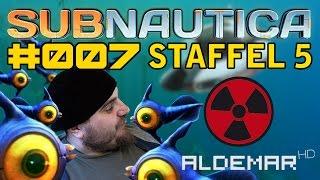 SUBNAUTICA - 007 Anusrhren  STAFFEL5 DEUTSCH Lets Play Subnautica