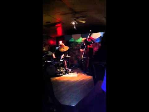 Frode Gjerstad Trio live Austin, Tx 8/24/11