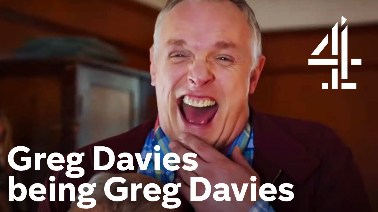 Absolute Chaos. Greg Davies FUNNIEST Moments! | 8 Out of 10 Cats Does Countdown, Inbetweeners & More