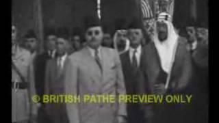 شاهد.. أول قمة عربية في عام 1946 بمشاركة 7 دول بينها السعودية
