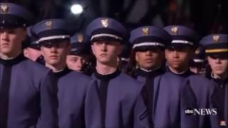 fishburne military school in 58th presidential inauguration