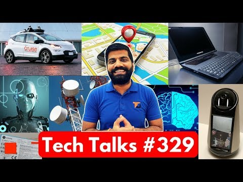 Tech Talks #329 - Free Note 8, Vodafone 999Rs Phone, Delhi Cars, Accurate GPS, Moto X4