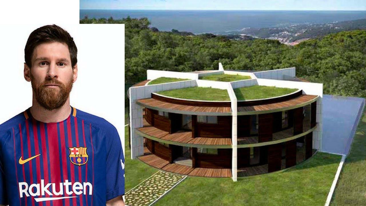 Messi Haus