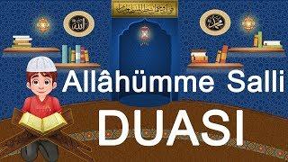 Küçük Hafızdan Allahümme Salli Duası - Hafız Ömer Namaz Duaları / Bibercik TV