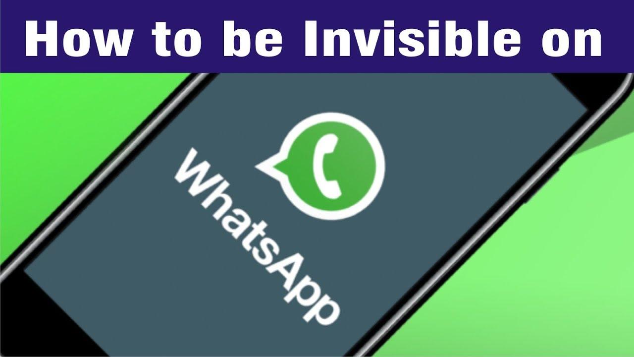 Unseen Ninja App : hide whatsapp online status while chatting | how to hide  online whatsapp status