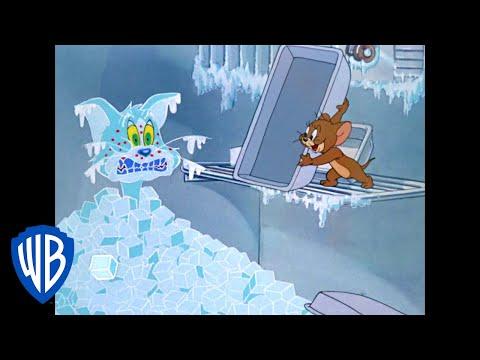 Tom \u0026 Jerry | Is Jerry Taking Care of Tom? | Classic Cartoon | WB Kids