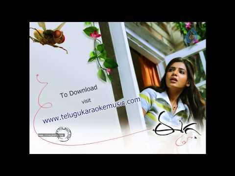 Nene Nani Ne_Eega_Telugu Karaoke