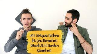 YKS Türkçede Netlerin İniş Çıkışı Normal mi? Düzenli ALES Soruları Çözmeli mi?
