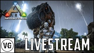 Official Ark PvP Livestream | Starting From Scratch Series