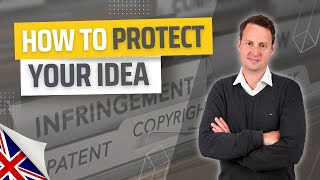 Protecting an Idea UK | Patents, Trademarks & Registered Designs.