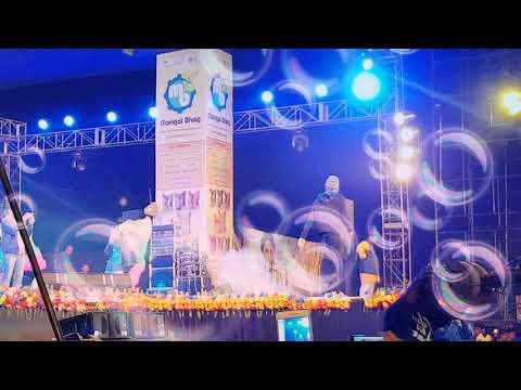 Jumme ki raat ft_Himesh_Reshmiya live stage show 2018 awesome performance..