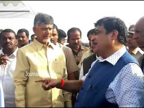 polavaram-project-nitin-gadkari-serious-chandrabab