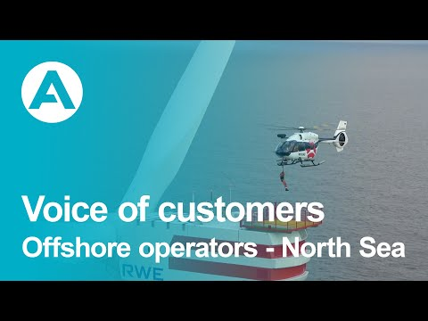 Offshore Operators in the Northern Sea