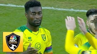 Alexander Tettey fires Norwich City in front against Sheffield United | Premier League | NBC Sports