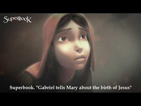Видеоэкскурсия на тему иконописного сюжета «Архангел Гавриил»