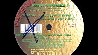 Montini Experience II - My House Is Your House (Timo Maas & Gary D Remix)