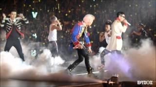 Video [HD Fancam] 20120728 Alive Tour Tour In GZ - Fantastic Baby (GD focus) download MP3, 3GP, MP4, WEBM, AVI, FLV Juli 2018
