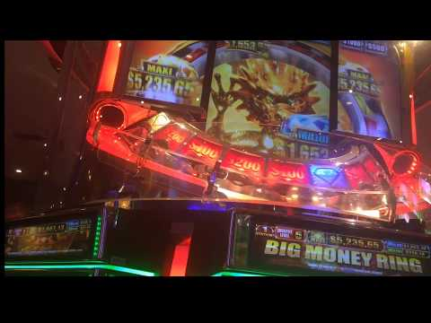 Titan 360 Big Money Ring *LIVE UNCUT* HUGE WIN AT MAXXX BET * San Manuel