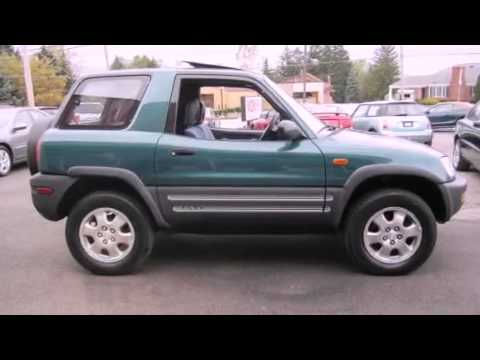 1996 toyota rav4 akron oh youtube. Black Bedroom Furniture Sets. Home Design Ideas