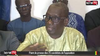 """Mamadou Diop Decroix : """"On fera face à Macky Sall pour le triomphe de la démocratie au Sénégal"""""""