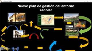 Proceso de montajes del proyecto Gestión de Centros Educativos