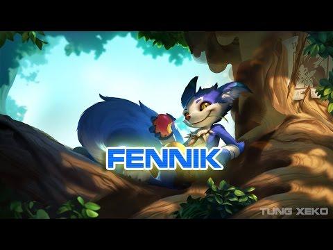 Hướng dẫn chơi Tướng Fennik - Cáo Siêu Thanh - Liên Quân Mobile - Strike of Kings