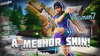 Fortnite: Soccer Skin shoots alone! | Famen7