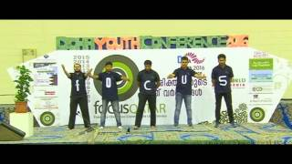 focusQATAR Doha Youth Conference Theame Show
