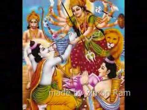 Jai Mata Di - Salutations to the Mother Goddess - Maa Tujhe Pranam