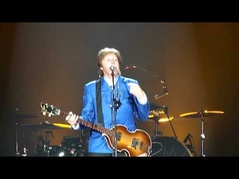 Paul McCartney URUGUAY Hello Goodbye