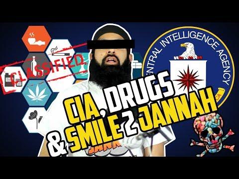 CIA, DRUGS & SMILE2JANNAH