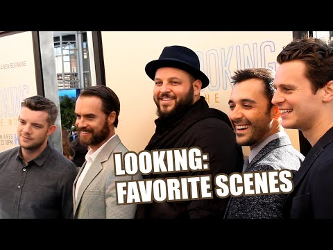 The 'Looking' Cast Reveal Their Favorite Scenes | Feat. Jonathan Groff & More!