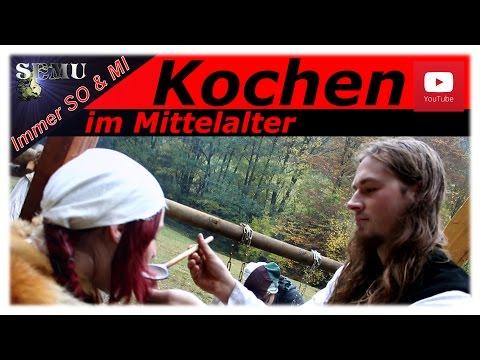 """▓ Mittelalterlich Kochen ▓ Essen beim Mittelalter Projekt """"Last forever"""" – mit Rezept / deutsch"""