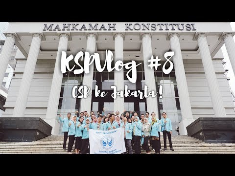 KSPVlog #8 - CSR ke Jakarta!