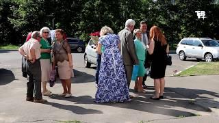 Изумрудная свадьба семьи Кияшко